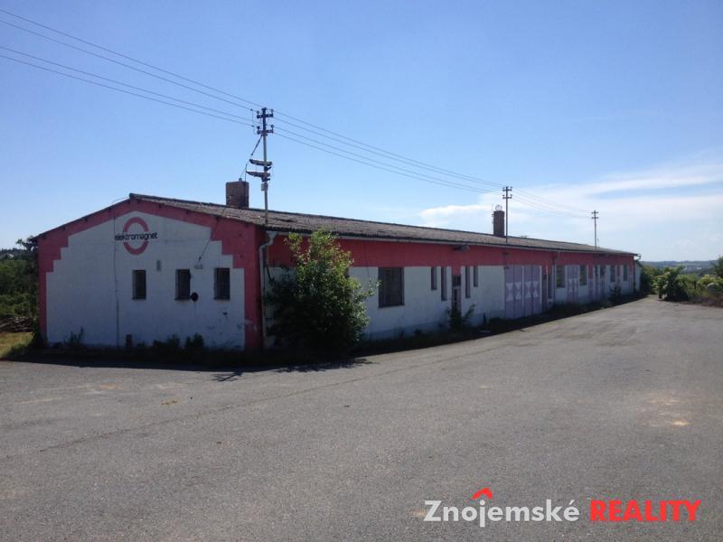 Výrobní a skladovací prostory s pozemkem