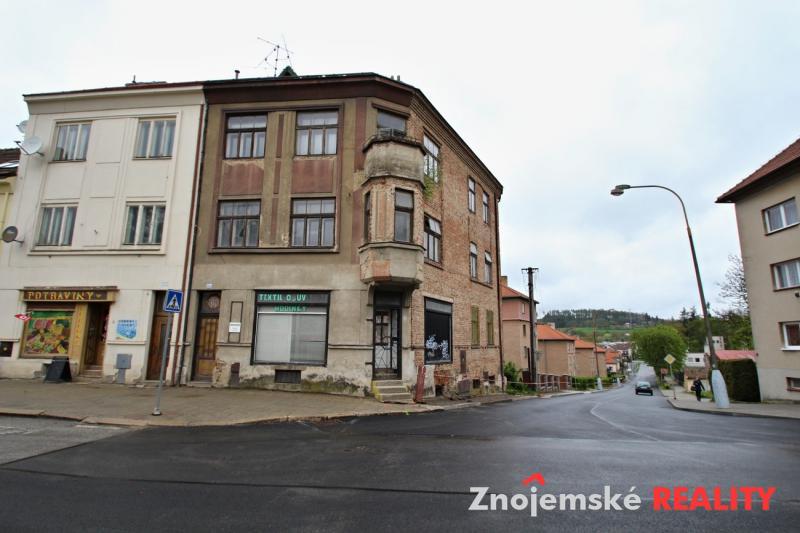 Prodej komerční nemovitosti