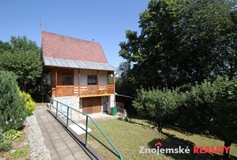 Rekreační chata s pozemkem