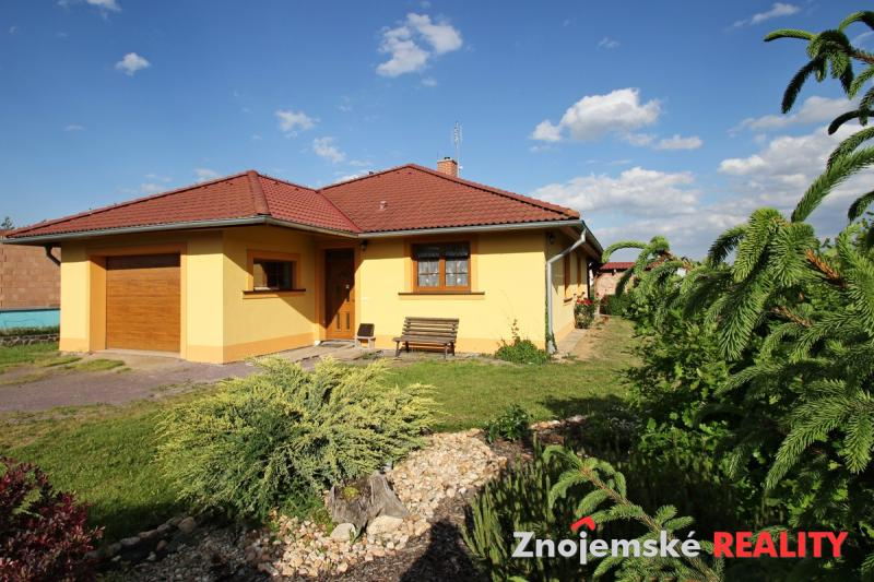 Rodinný dům s pozemkem