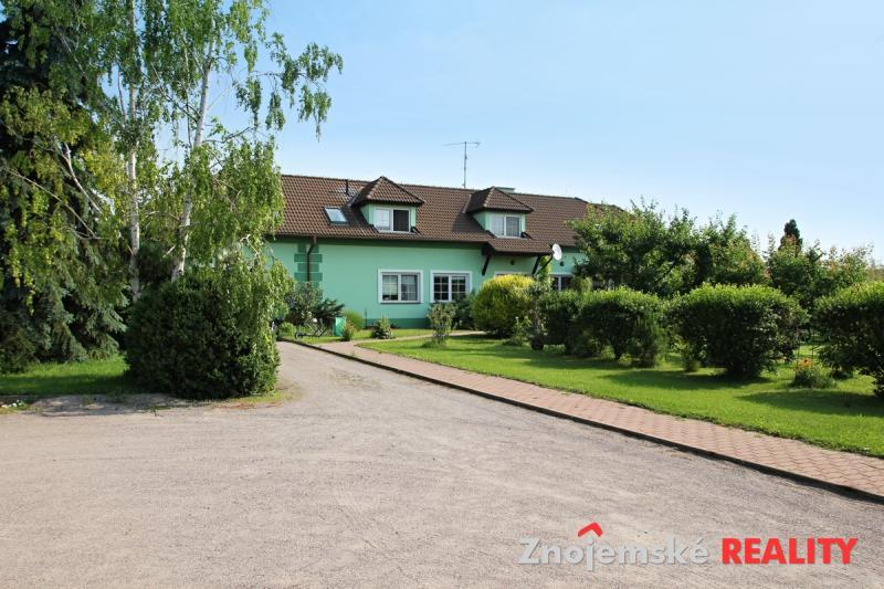 Prodej domu s komerčními prostory