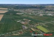 Prodej pozemků