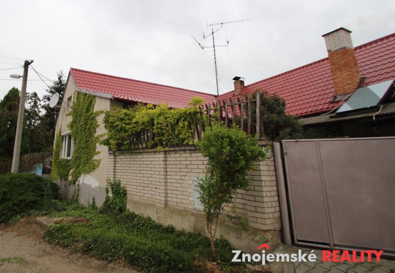 Prodej RD 3+1 a zahrady s chatou