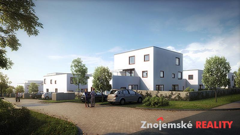 Prodej novostavby bytu 4+kk Mansberk