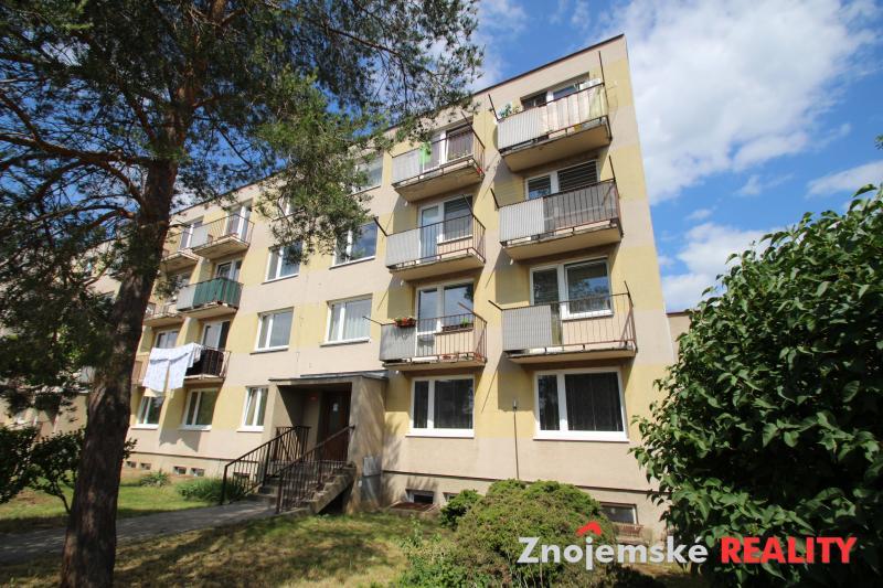 Pronájem krásného bytu 2+1, částečně zařízený