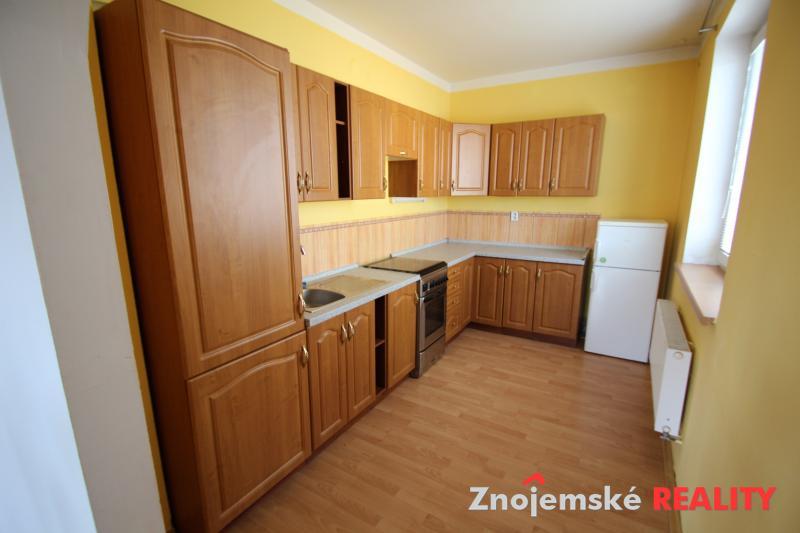 Prodej prostorného bytu 1+1