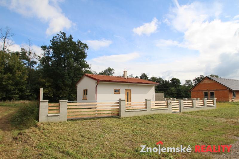 Prodej novostavby rodinného domu 2+kk